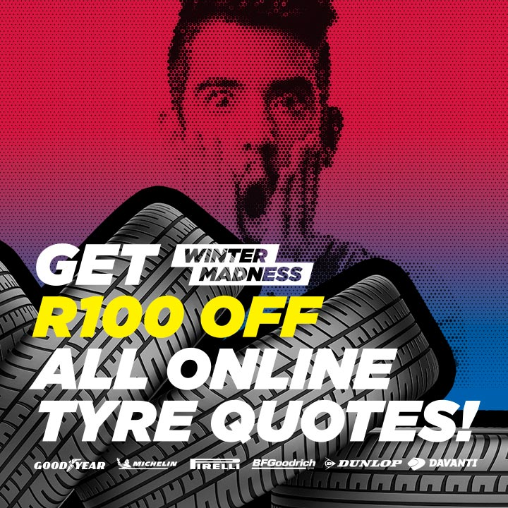 R100 off online quotes