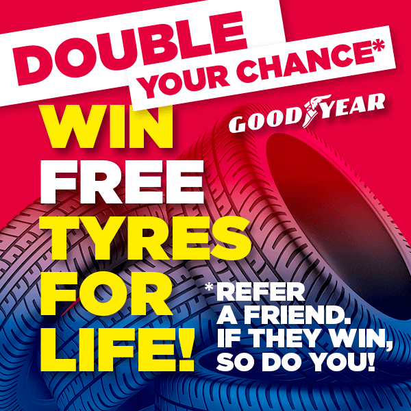 Tyres For Life Promotion