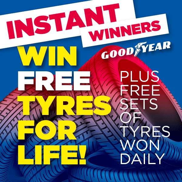Free Tyres For Life