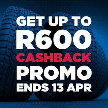 R600 Off Cashback Promotion